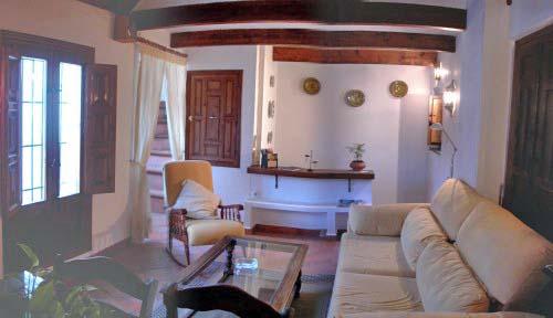 Erster Stock: Wohnzimmer - weitere Ansicht